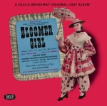 Bloomer Girl album cover