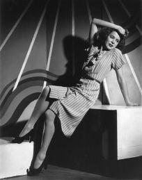 Kitty Carlisle, 1945, by Maurice Seymour