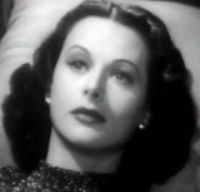 Hedy Lamarr in <i>Dishonored Lady</i>