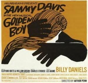 """Golden Boy"" album cover, designed by Saul Bass"