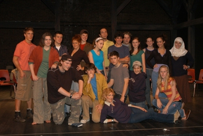 """Voices In Conflict"" cast and crew"
