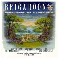 Brigadoon album cover