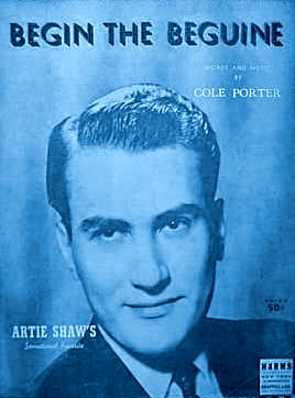 Artie Shaw sheet music for Begin The Beguine