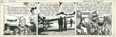 Milton Caniff strip