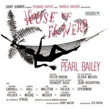 House Of Flowers cast album cover