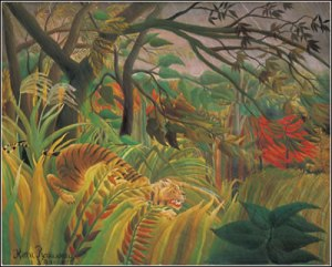 Rousseau Jungle